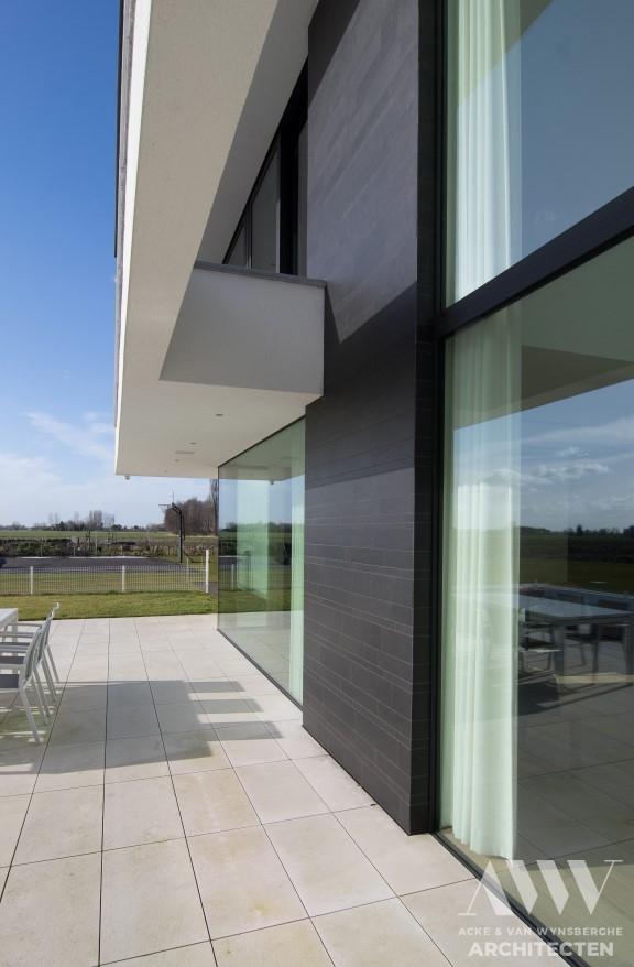 Modern house moderne woning B-M Assenede (3)