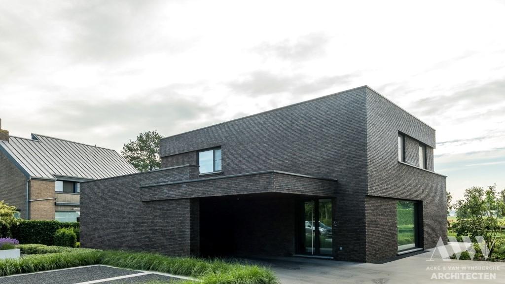 modern house moderne woning S&L Ertvelde (3)