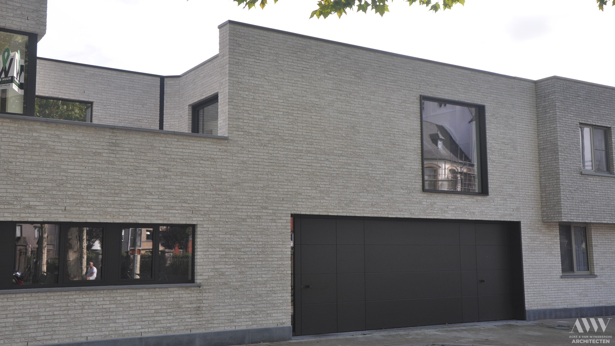 modern house moderne woning A-W Bassevelde (3)