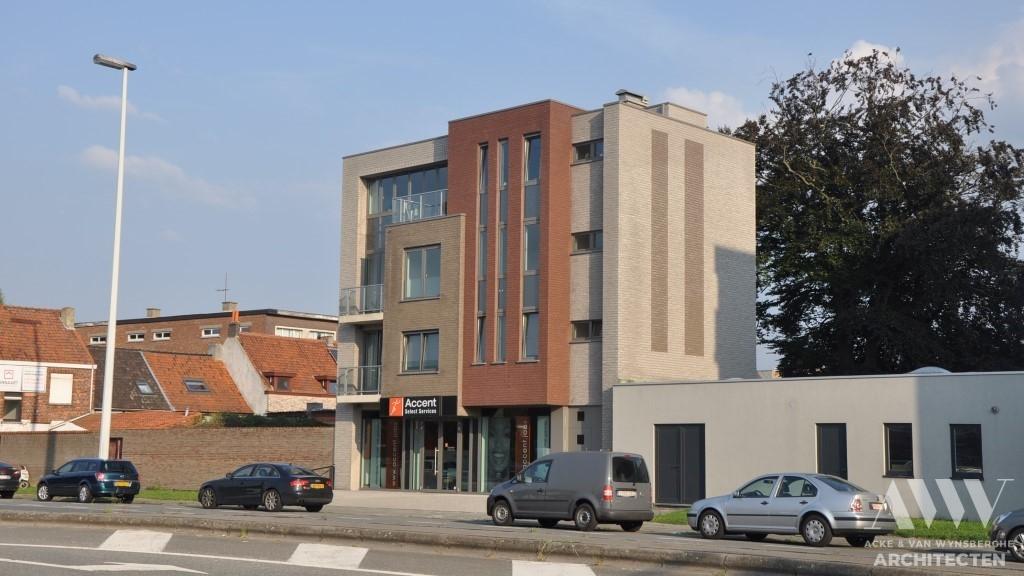 Multi family housing appartementsgebouw Moens Zelzate