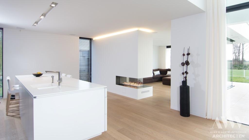 Modern house moderne woning B-M Assenede (4)
