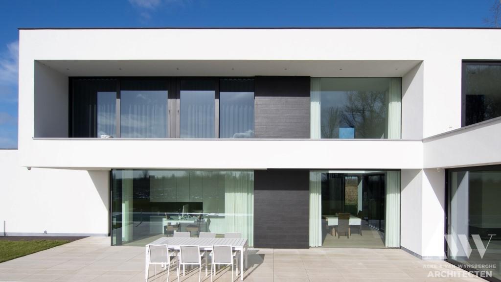 Modern house moderne woning B-M Assenede (8)