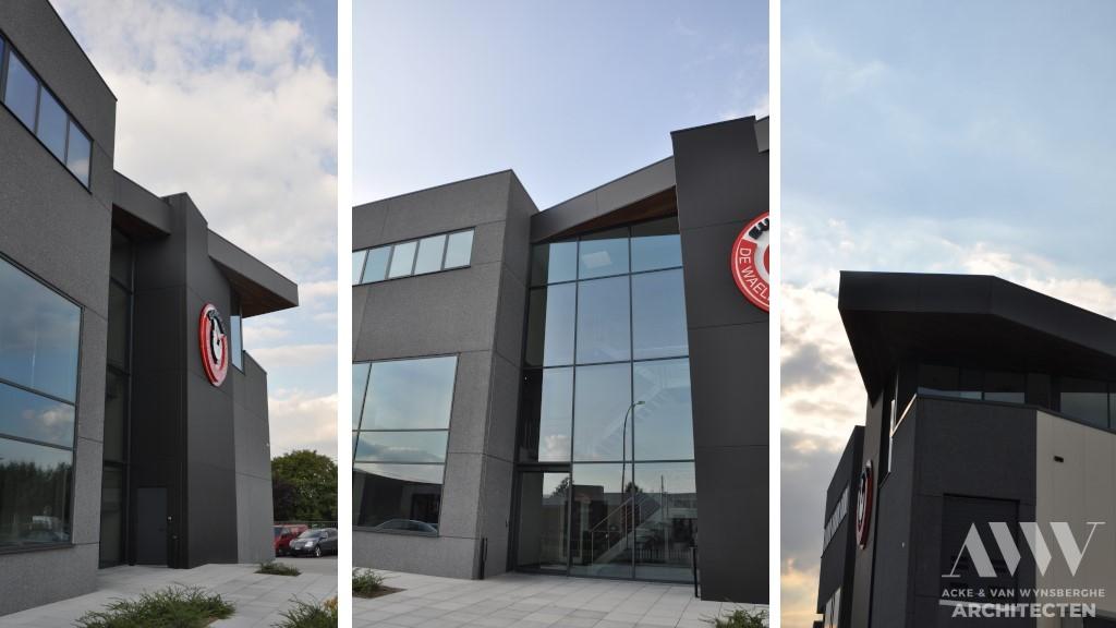 office building kantoorgebouw EURO Temse (5)