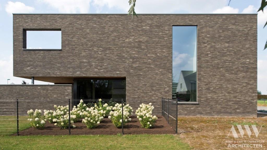 modern house moderne woning T-A Lochristi © fclama.be (5)