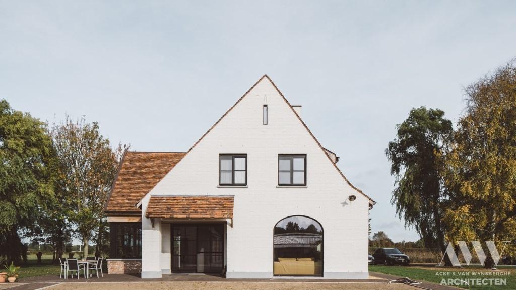 rural house landelijke woning F-B Assenede (2)