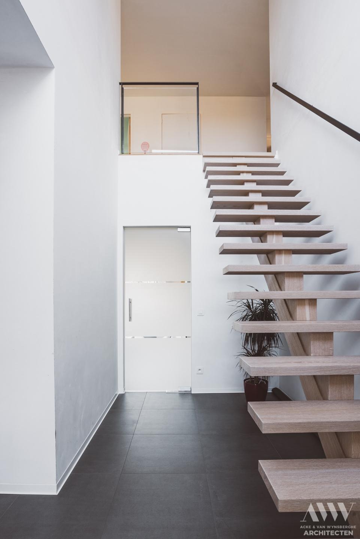 modern house moderne woning E-L Evergem (5)