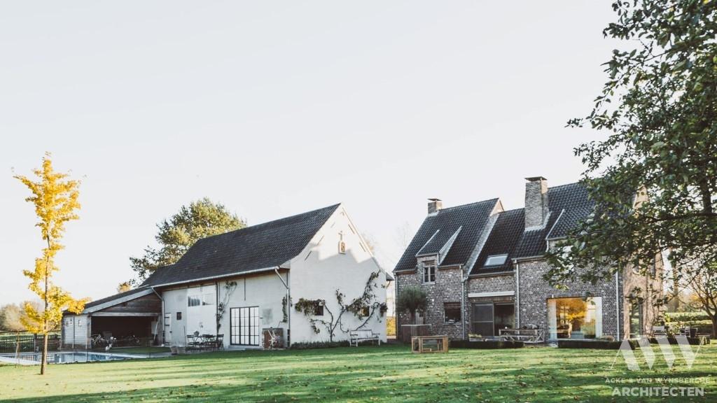 rural house landelijke woning G-E Sint Laureins (2)