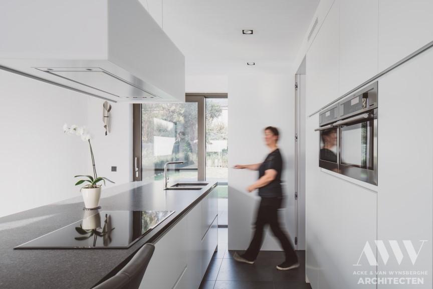 Modern house moderne woning E Assenede (2)