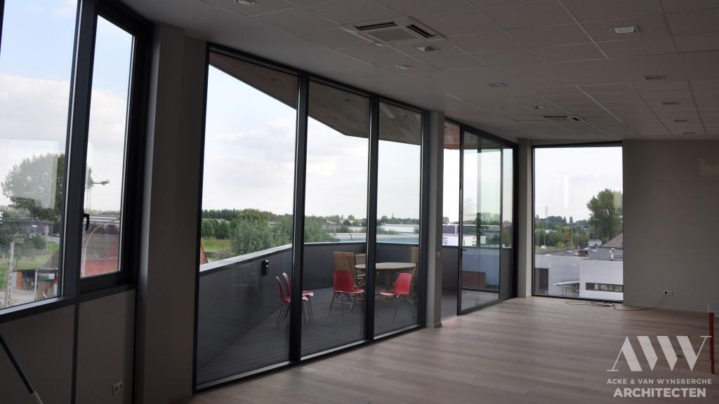 office building kantoorgebouw EURO Temse (3)
