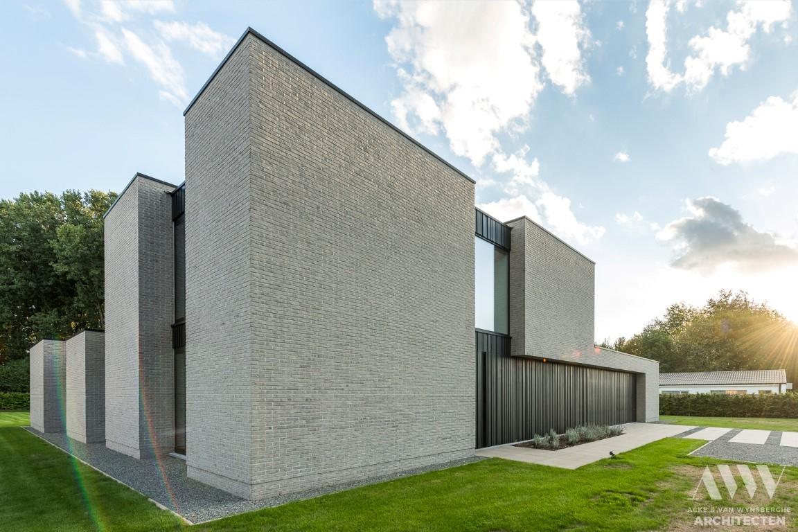 modern house moderne woning T Zelzate (2)