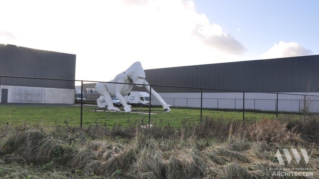office building bedrijfsgebouw C Evergem (6)