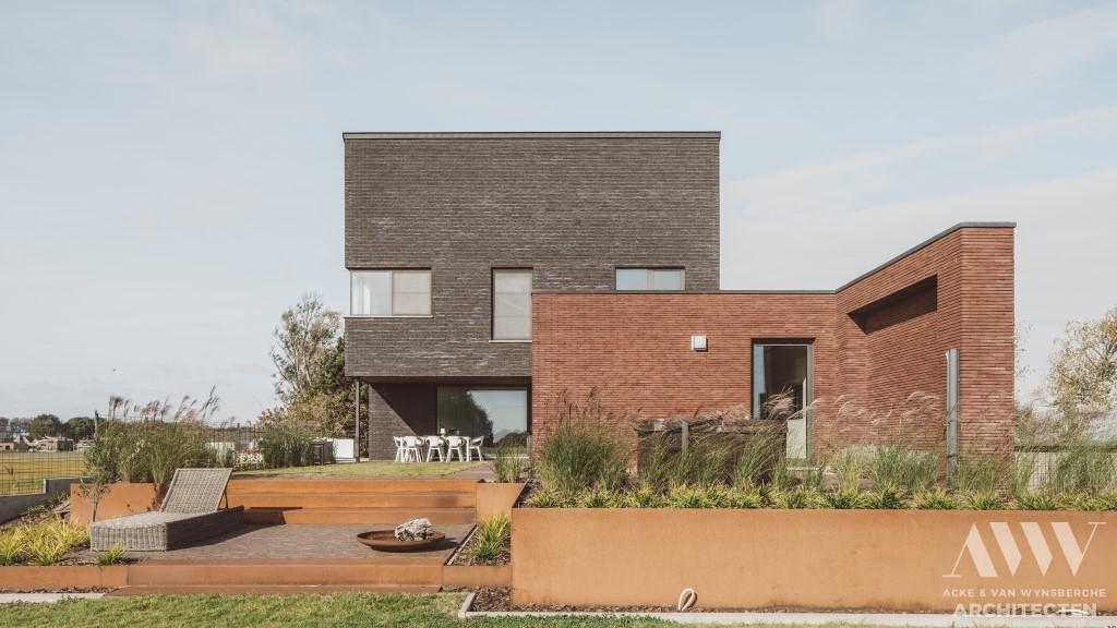 modern house moderne wonng U-S Assenede (3)