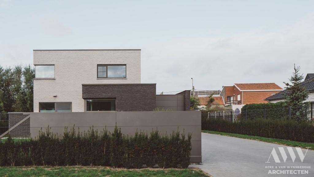 Modern house moderne woning E Assenede (1)