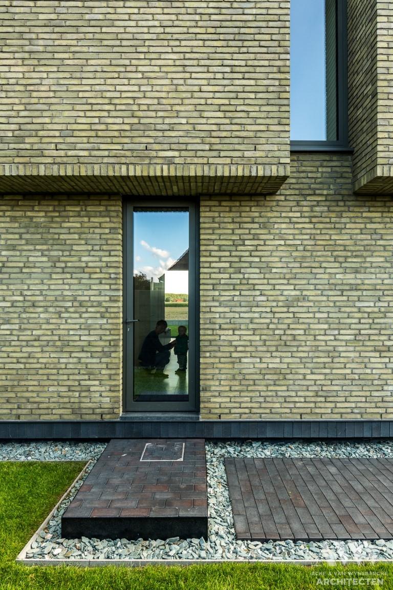 modern house moderne woning J-R Assenede (3)