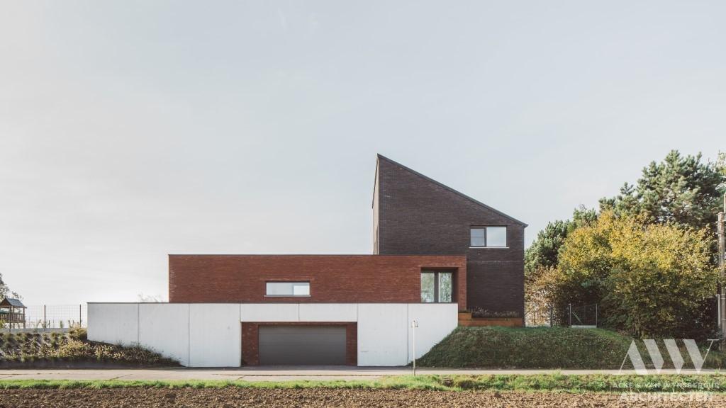 modern house moderne wonng U-S Assenede (1)