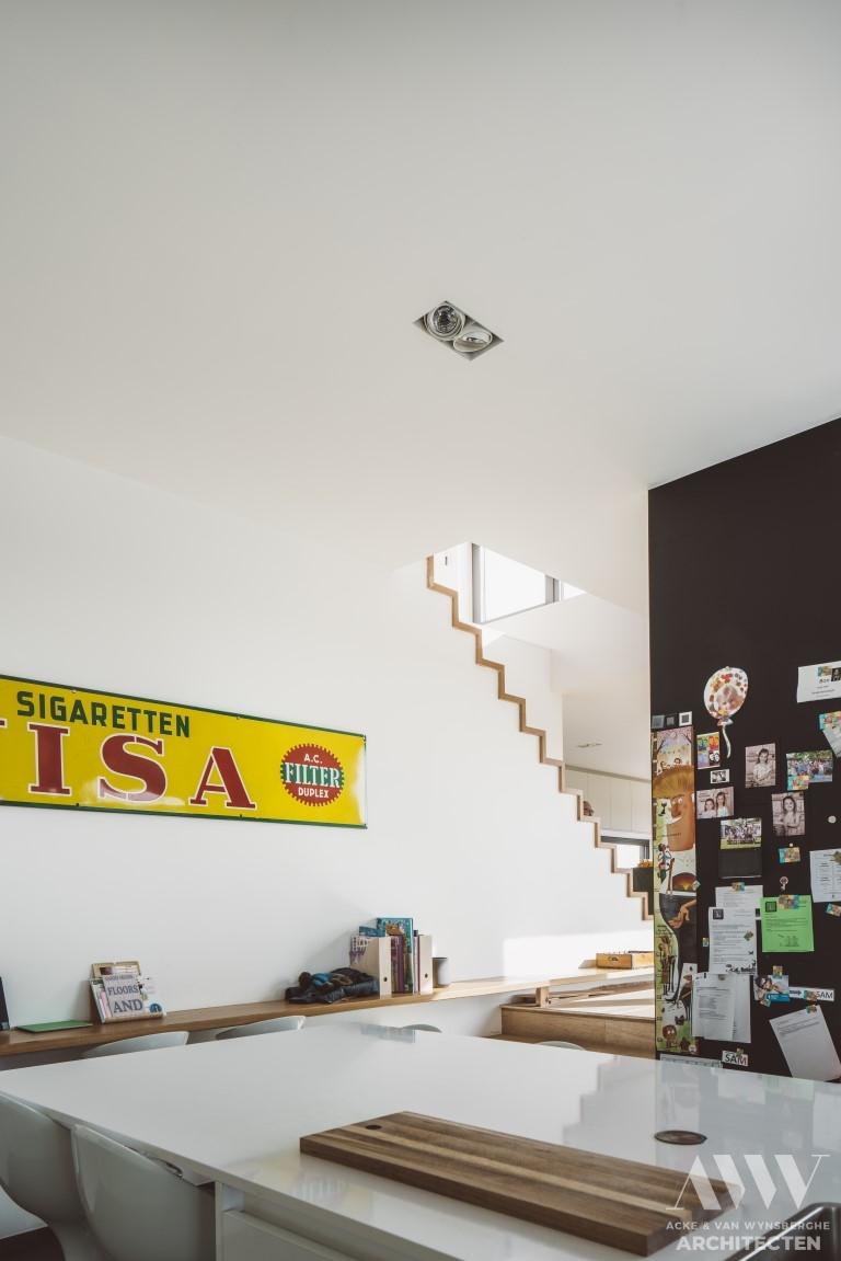 modern house moderne wonng U-S Assenede (5)