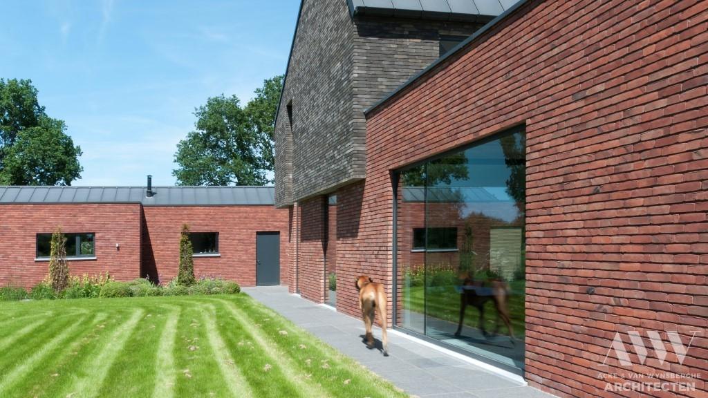 modern house moderne woning L-M Bassevelde (5)