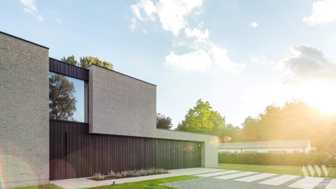 modern house moderne woning T Zelzate (4)