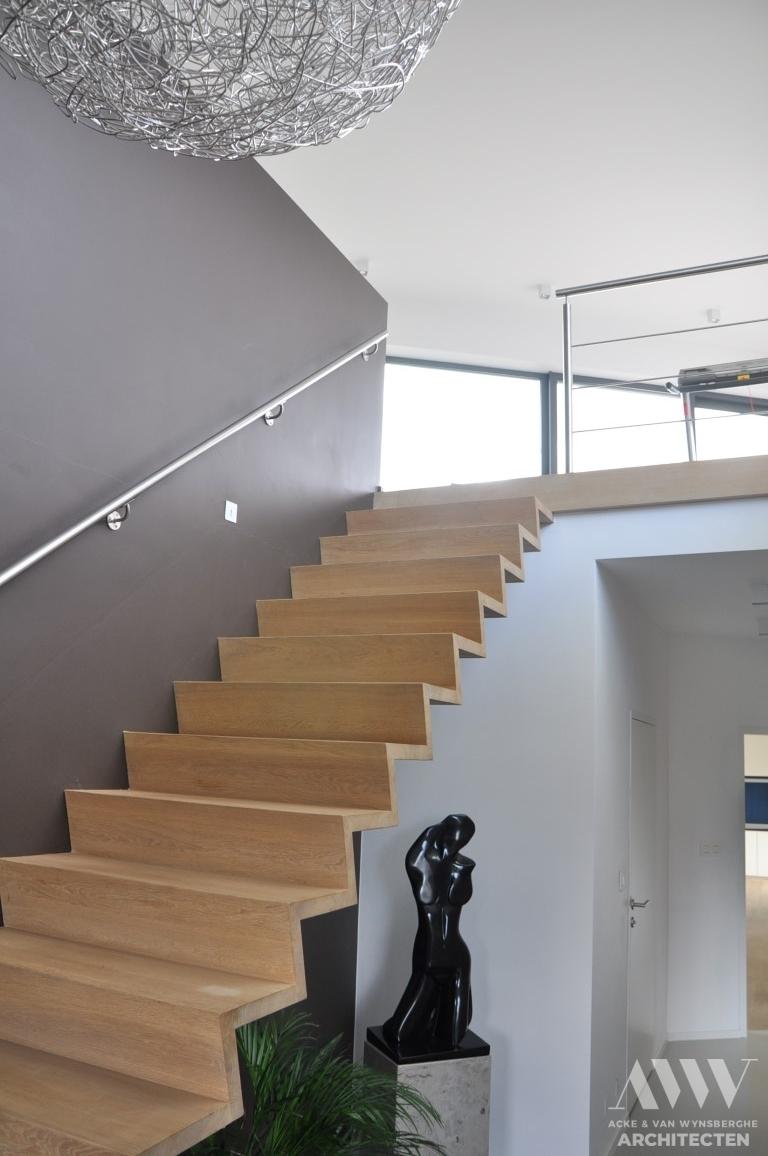 modern house moderne woning E-I Oosteeklo (1)