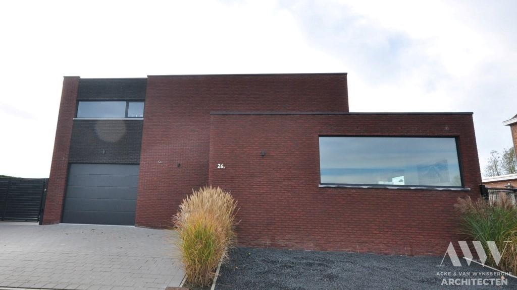 modern house moderne woning B-C Watervliet (2)