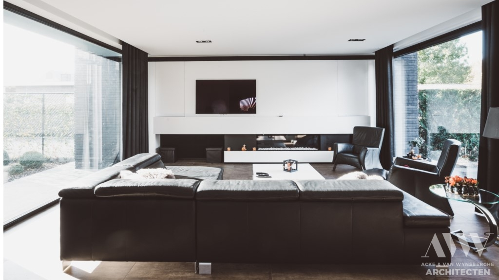 modern house moderne woning F-V Ertvelde (12)