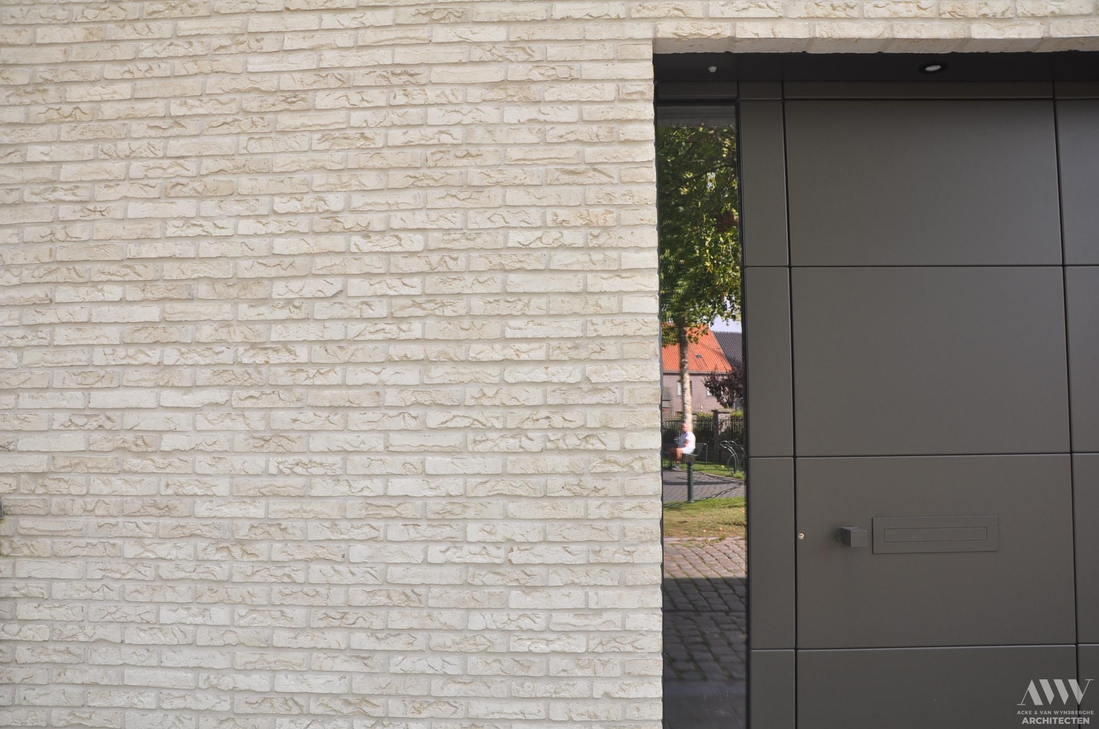 modern house moderne woning A-W Bassevelde (2)