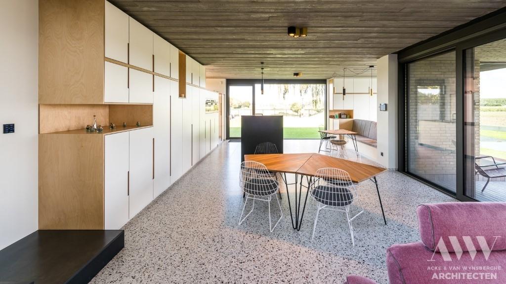 modern house moderne woning J-R Assenede (4)