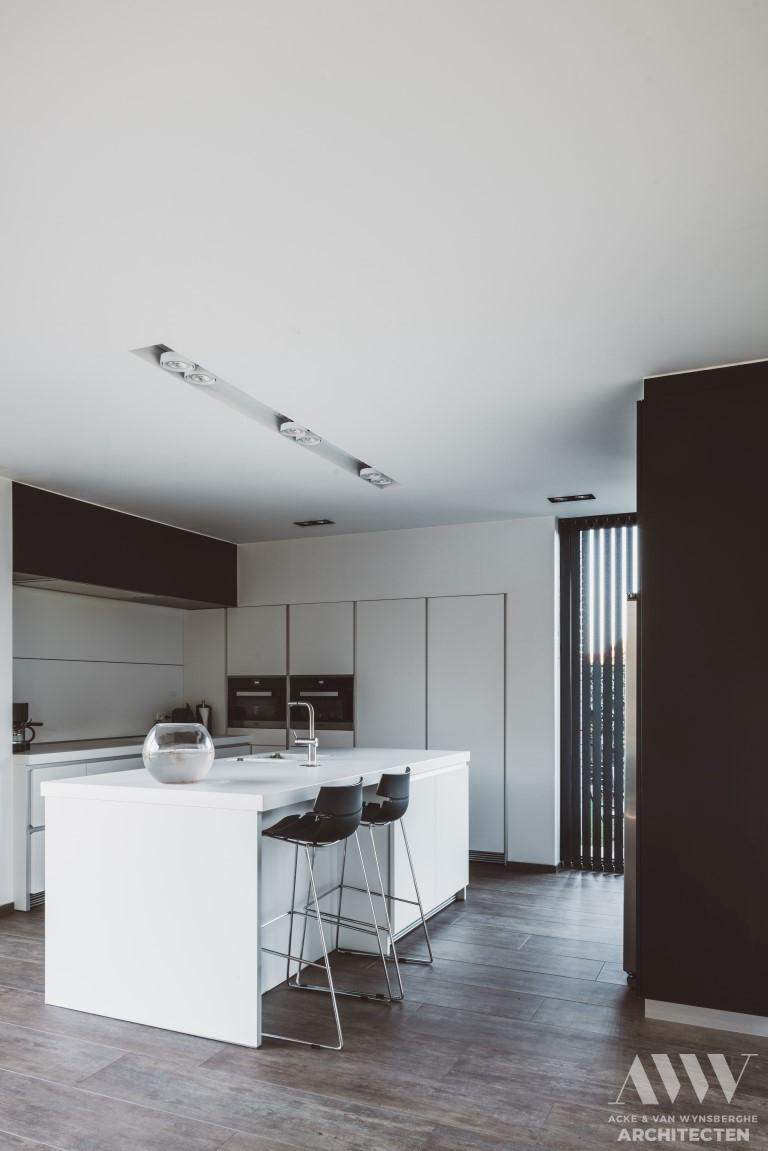 modern house moderne woning F-V Ertvelde (9)