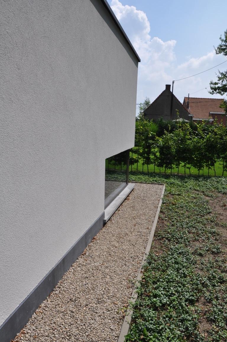 Modern house moderne woning B-A Assenede (2)