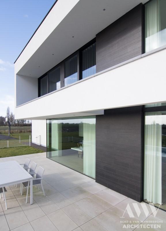 Modern house moderne woning B-M Assenede (2)