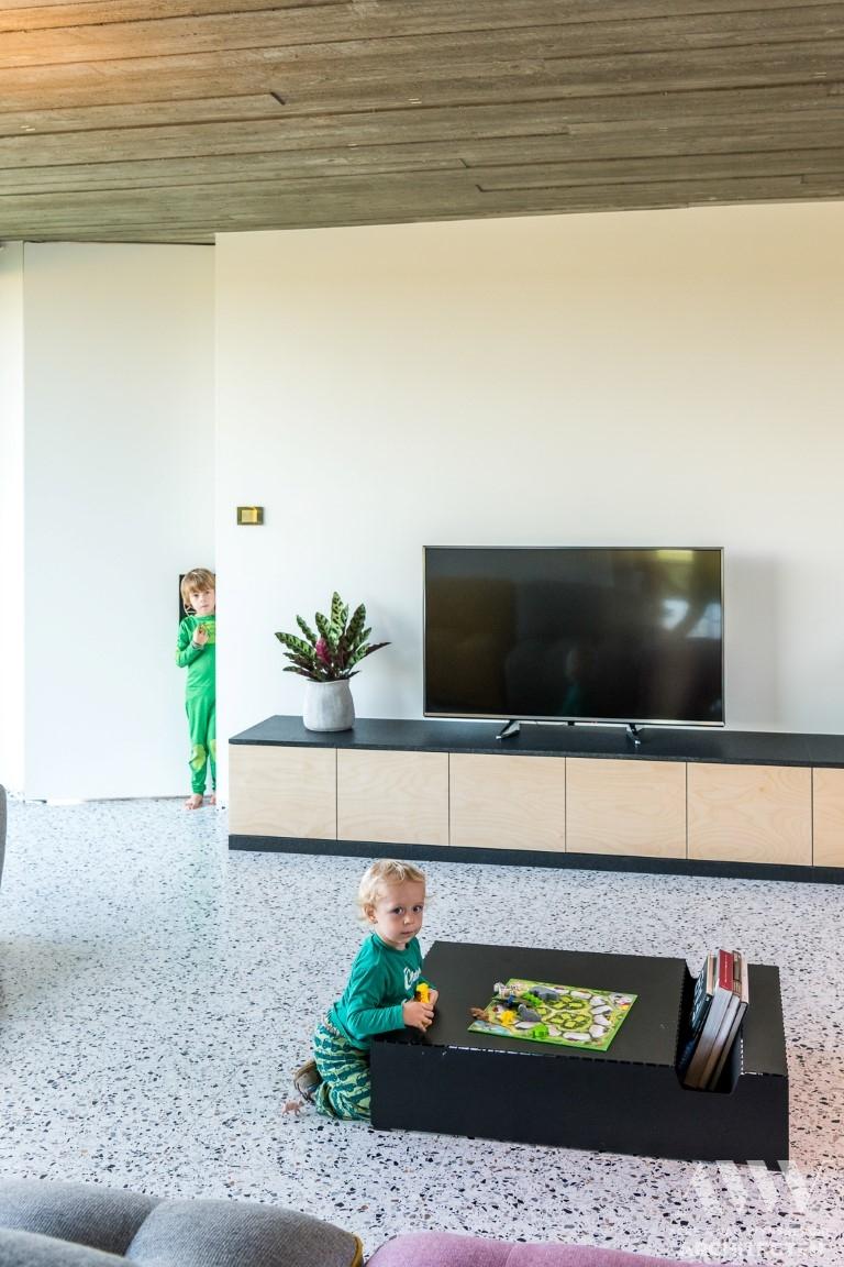modern house moderne woning J-R Assenede (7)
