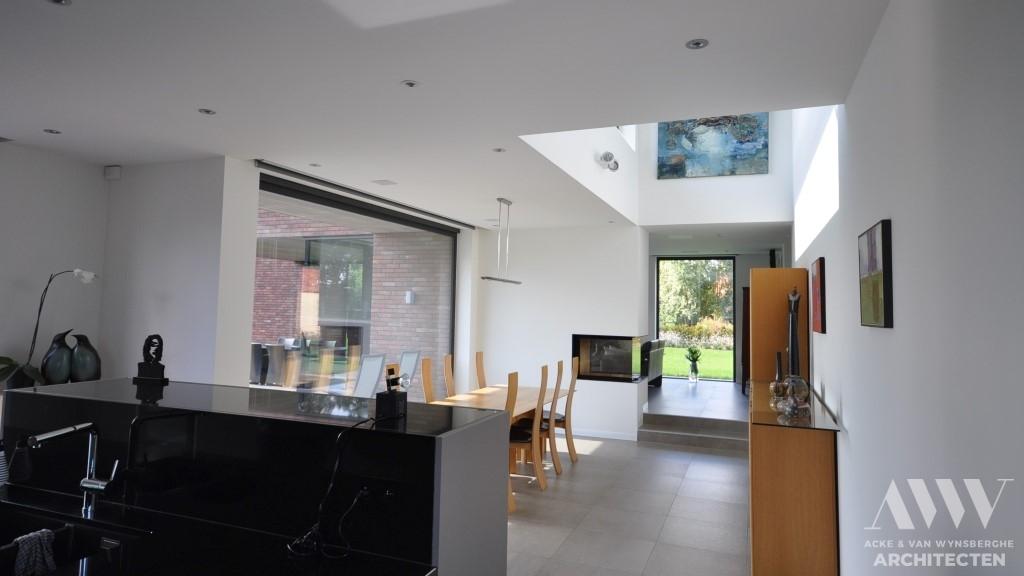 modern house moderne woning L-M Bassevelde (4)