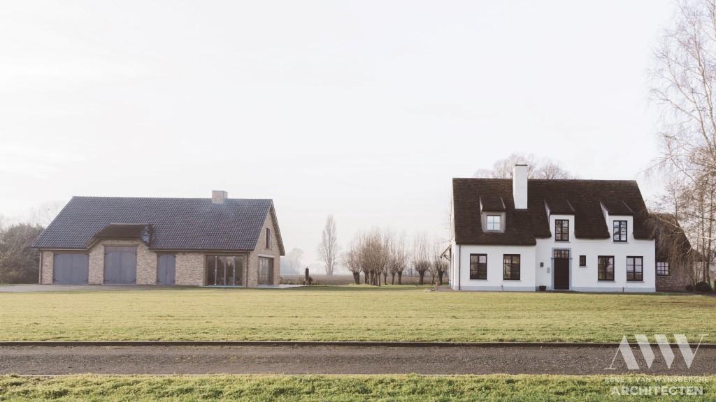 rural house landelijke woning F-B Assenede (6)