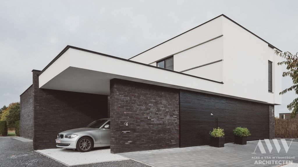 modern house moderne woning F-V Ertvelde (1)