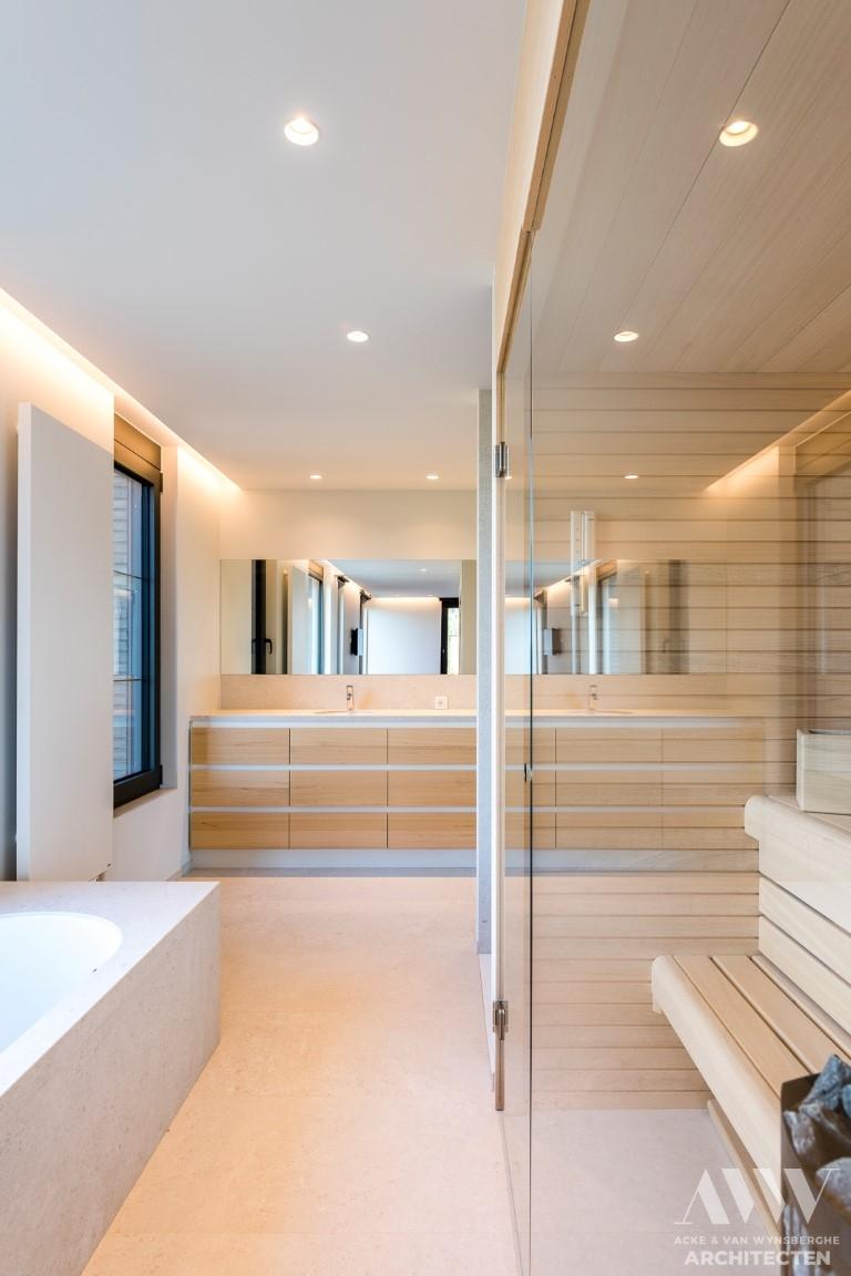 modern house moderne woning J&R Assenede (6)