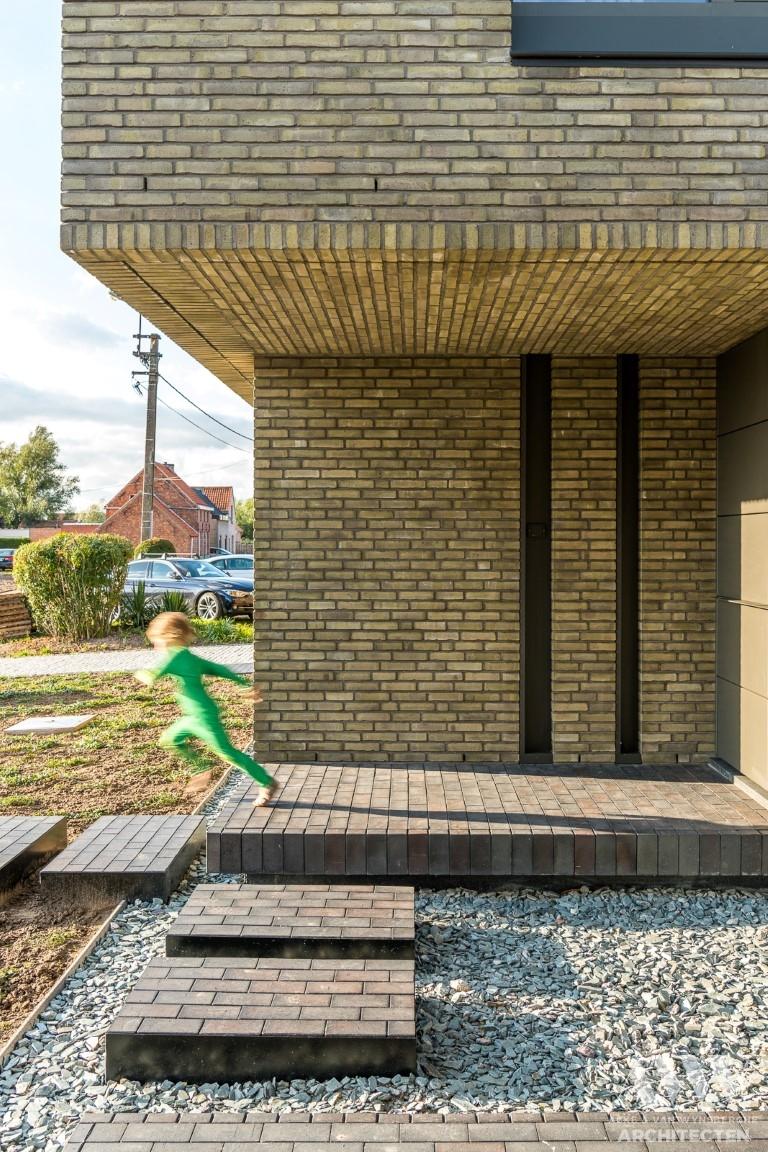 modern house moderne woning J-R Assenede (9)