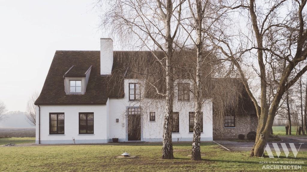 rural house landelijke woning F-B Assenede (7)