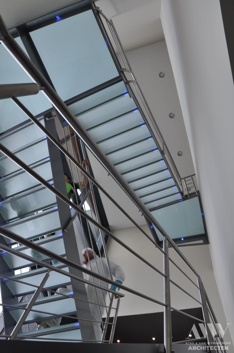 office building kantoorgebouw EURO Temse (2)