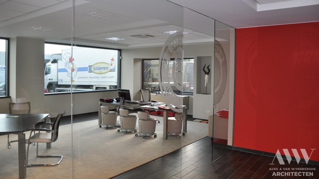 office building kantoorgebouw EURO Temse (4)