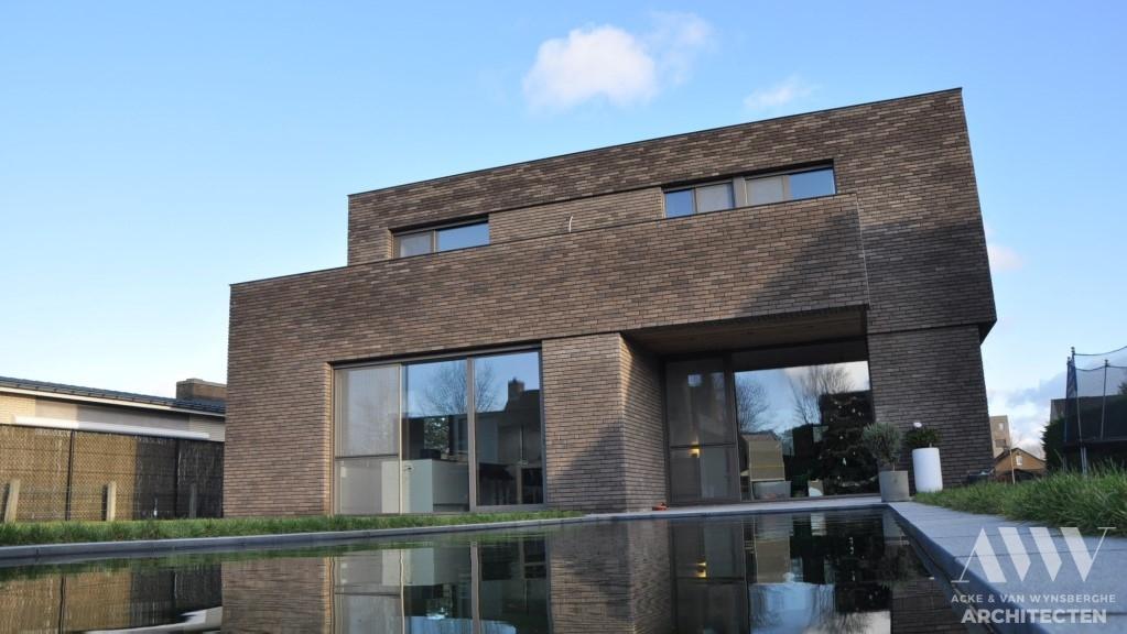 modern house moderne woning E-L Evergem (2)