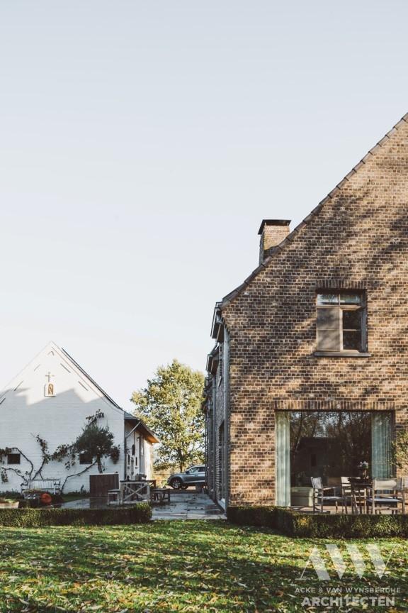 rural house landelijke woning G-E Sint Laureins (3)