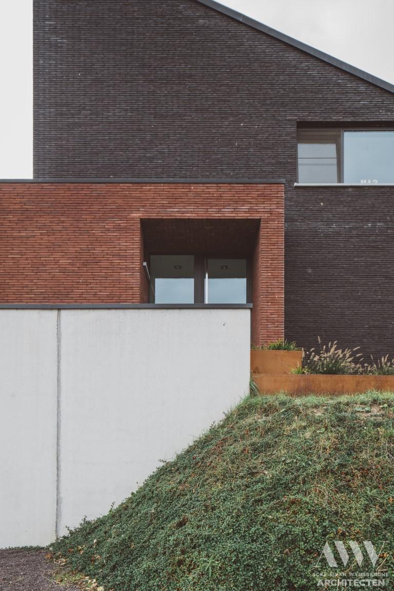 modern house moderne wonng U-S Assenede (8)