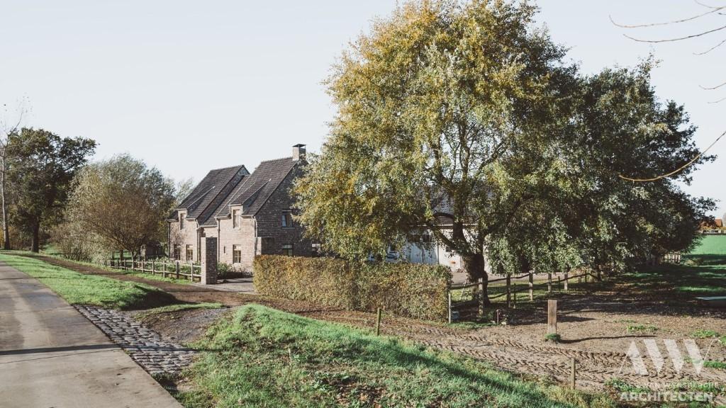 rural house landelijke woning G-E Sint Laureins (4)