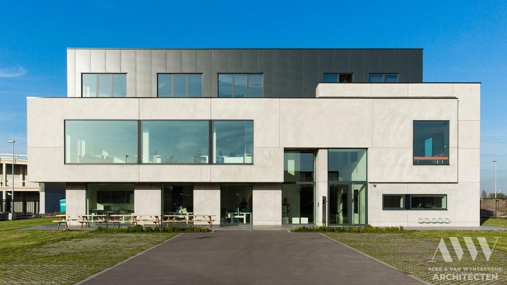 office building bedrijfsgebouw C Evergem (5)