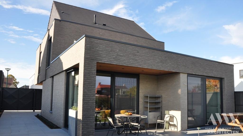 modern house moderne half open woning R-M Maldegem (3)