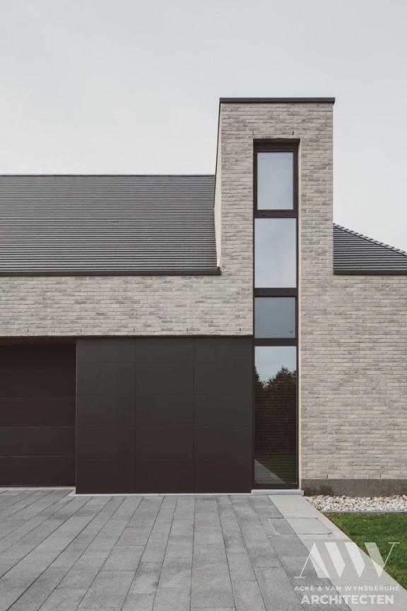 modern house moderne woning C-M Stekene (7)