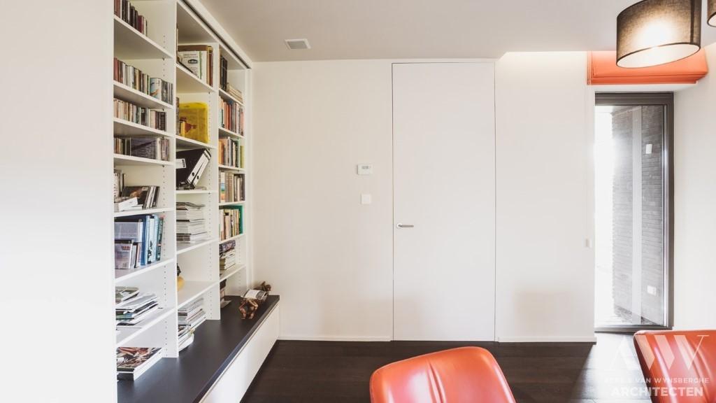 modern house moderne woning B-A Assenede (8)