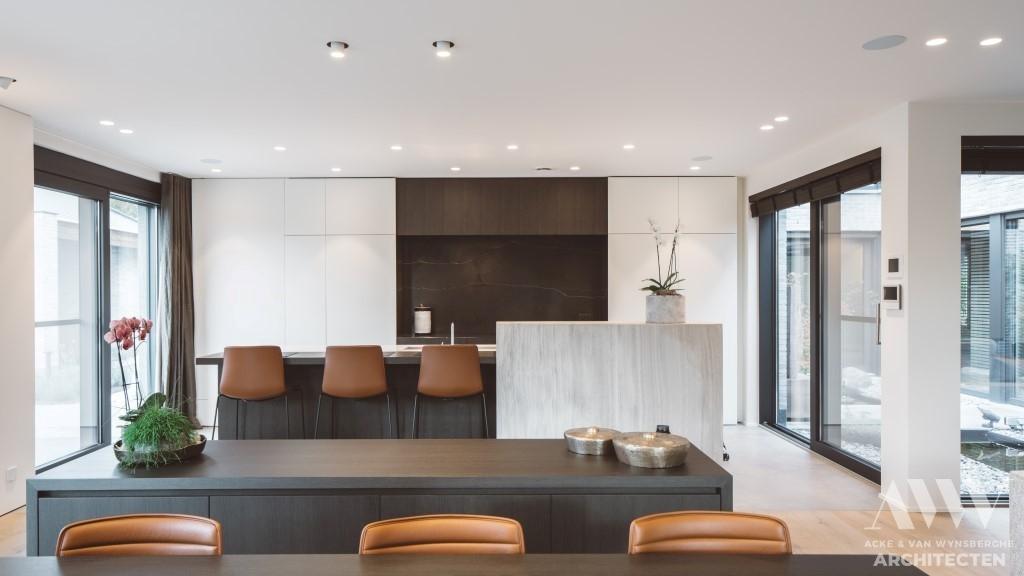 modern house moderne woning C-M Stekene (6)