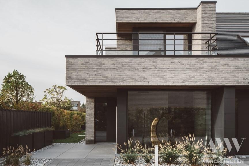 modern house moderne woning C-M Stekene (8)