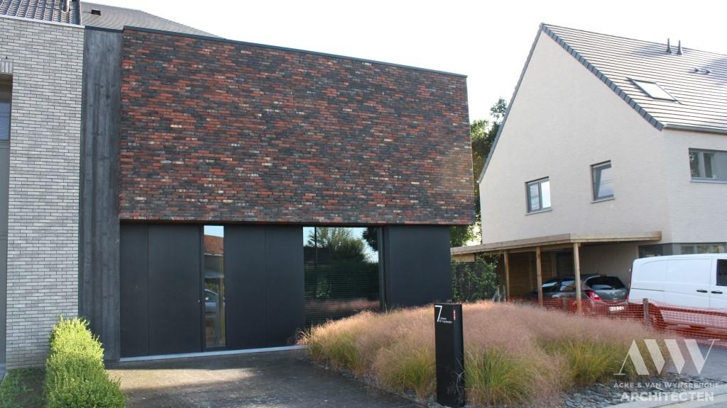 modern house moderne woning J-E Beernem 3